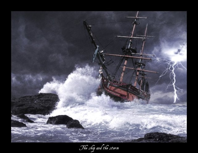 the_ship_and_the_storm_print_by_levydesign