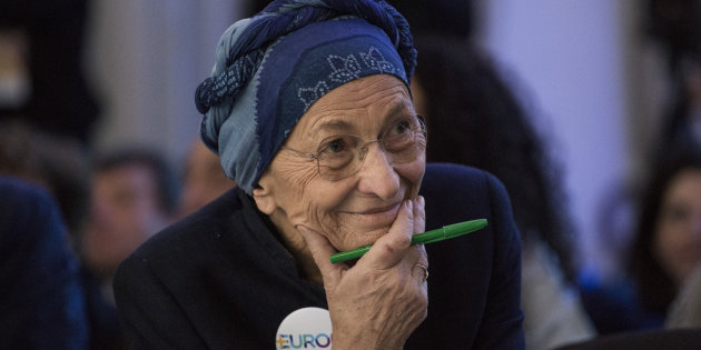 Emma Bonino Election Campaign
