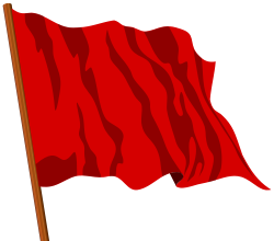 250px-Red_flag_II_svg