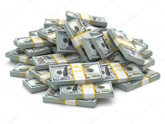 pacchi di dollari