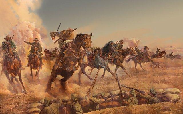 cavalleria leggera